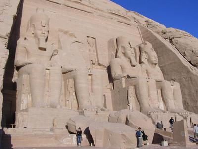 Upper Egypt: Abu Simbel (2007)