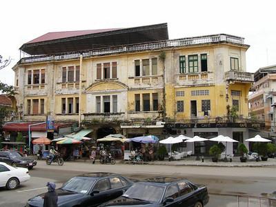 Cambodia: Phnom Penh (2008)