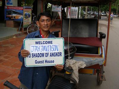 Cambodia: Siem Reap (2008)