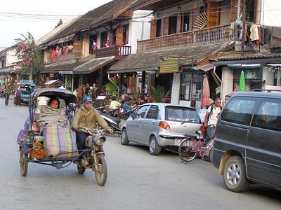 Laos: Luang Prabang (2008)
