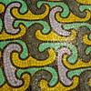 fabulous mosaics on the floor