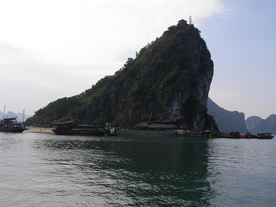 Vietnam: Halong Bay (2008)