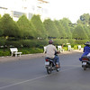 Phan Thiet, nicely manicured median
