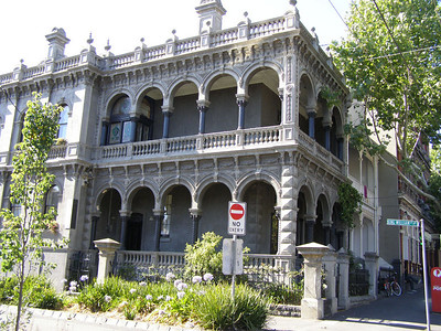 Australia: Melbourne area (2009)