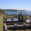 Waverley Cemetery on the Coogee-to-Bondi Cliff Walk