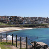 Bronte Beach on the Coogee-to-Bondi Cliff Walk