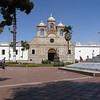 Parque Maldonado with Cathedral