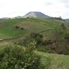 en route between Baños and Riobamba