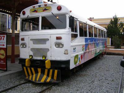 Ecuador: Train from Riobamba to Alausi (2009)