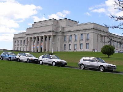 New Zealand: Auckland (2009)