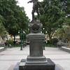 Pisarro monument