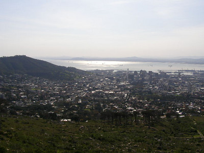 South Africa, Cape Town and surrounding sights (2009)