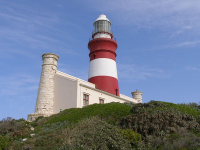 South Africa: Day trip to Cape Agulhas (2009)