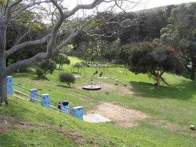 South Africa, Glencairn: Leap School Camp for grade 12 (2009)