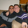 Jen Justus (2003-2006) with husband Hocine