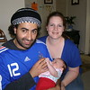 Virginia March (2003-2005), with husband Abdel and baby Amelia