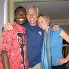 I am with Jessica Kane (2002-2004) and her husband Cheikh