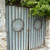 Bridgetown, gate to Jewish cemetery
