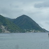 Roseau from the ship