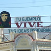 To Che: Your example lives. Your ideas endure.