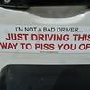 Nerissa's bumper sticker