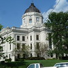Monroe County Courthouse, Downtown Bloomington