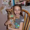 Alexi with Jemma