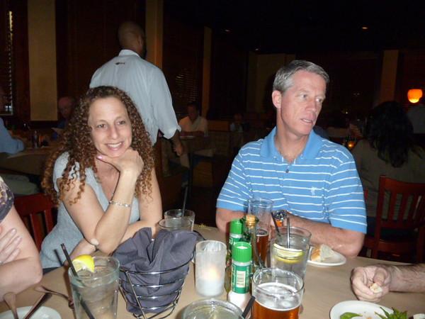 Ilene and Brian