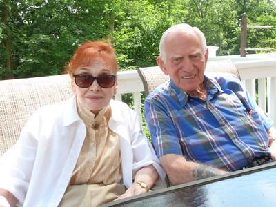 Rhoda and Dad