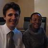 Greg and Nkechi