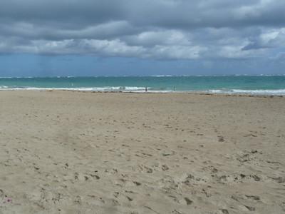 beach at Ocean Park