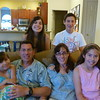 Amelia, Daniel, Catherine, Dan, Liz, Mikaela