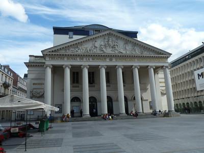 Theatre Place de la Monnaie