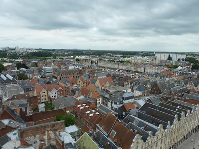 view from Beffroi