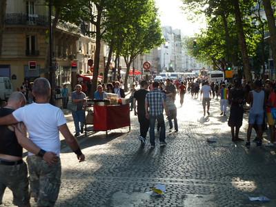 near Place de Bastille