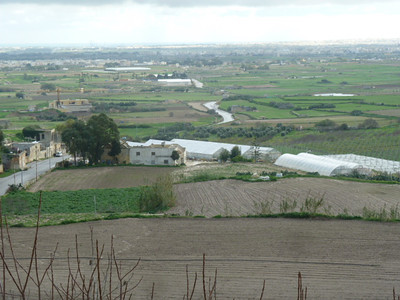 view from Rabat