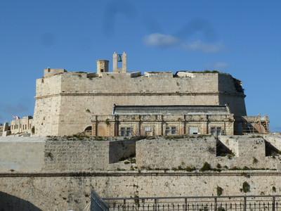 L-Isle (Sanglea) from Il-Birglu (Vittoriosa)