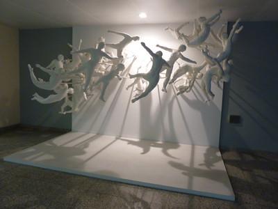 airport sculpture