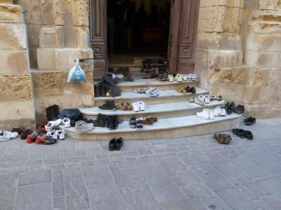 Valletta parting shots: Ethiopian church