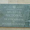 National Museum of Ethnography and Natural History (Romanian)