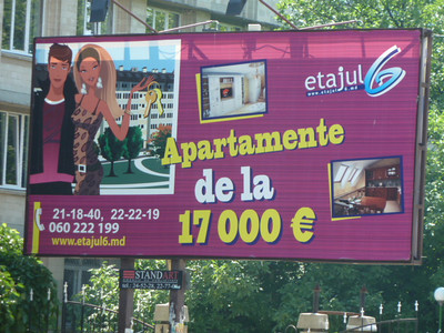 apartments for 17,000 euro (maybe $25,000)