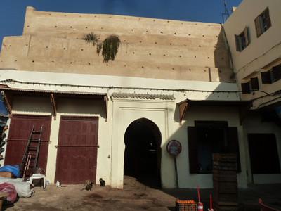 Mellah (old Jewish quarter)