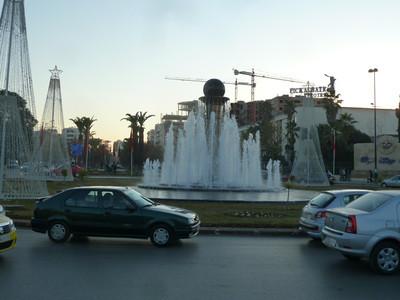 Ville Nouvelle: rue Hassan II