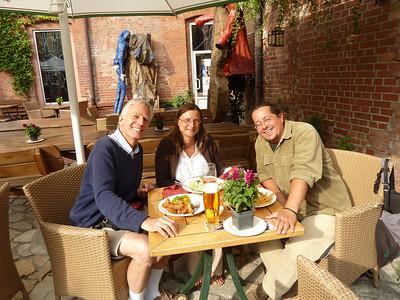 4 Art cafe/restaurant with Halina and Rafał