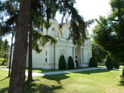 near Muzeum Palac w Wilanowie