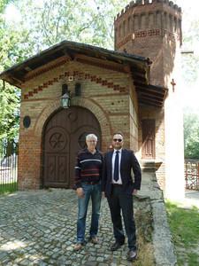 Will and Maciej gardens, Palac w Wilanowie