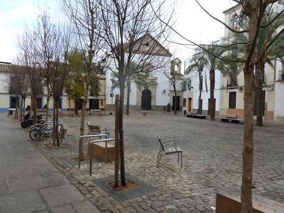 Plaza de Cañas