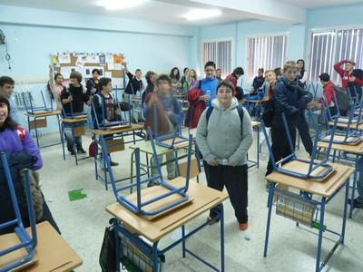 Jesús' youngest students