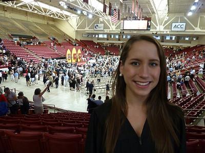 Sunday, Day 1: baccalaureate mass