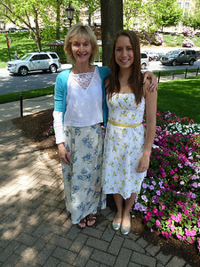 Sunday, Day 1: induction into Phi Beta Kappa